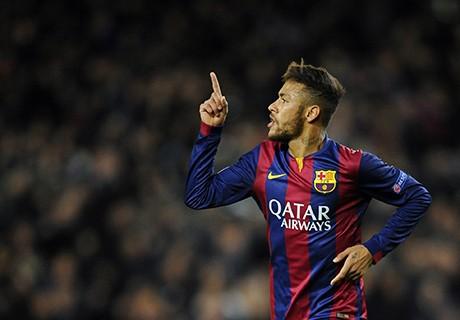 Neymar - Barcelona 2015