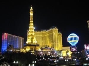 Alguns dos vários Cassinos de Las Vegas