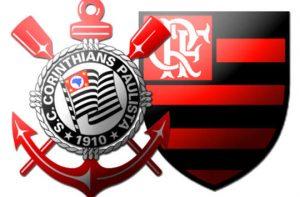 Dois dos maiores clubes do futebol brasileiro formaram esta final