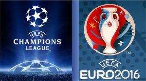 Champions League e Eurocopa 2016, próximos eventos a usar a tecnologia.