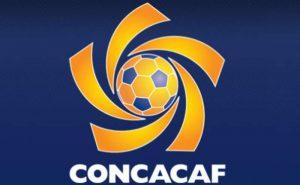 Logo da CONCACAF (Confederação de Futebol da América do Norte, Central e Caribe).