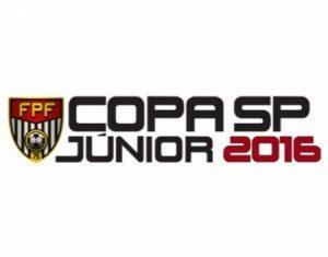 Símbolo da Federação Paulista, organizadora da Copa SP Júnior