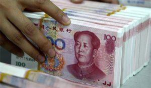 De onde vem o dinheiro da China?