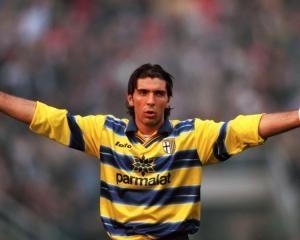 Buffon, um dos principais jogadores da história do clube