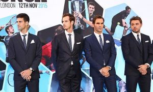 Djokovic, Murray, Federer e Wawrinka são os favoritos para o Australian Open