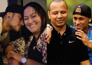 Mãe e pai de Neymar são sócios das três empresas