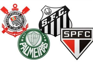 Os quatro grandes de São Paulo são os favoritos para conquistar o título.