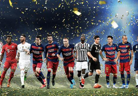 Seleção UEFA 2015