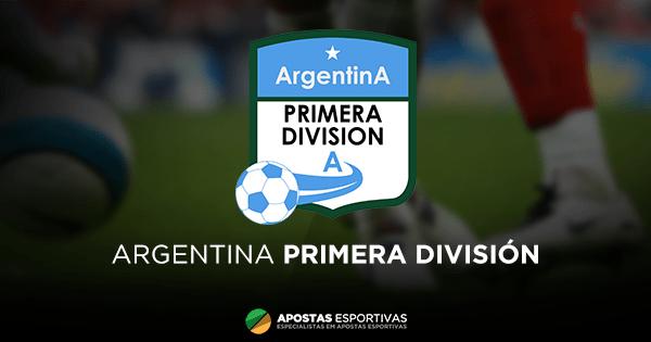 Argentina Primeira Divisao capa