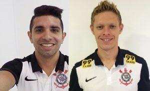 Guilherme e Marlone foram as principais contratações do Corinthians.