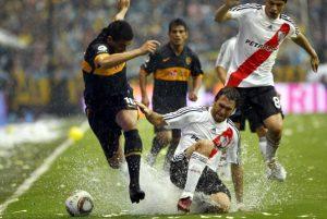Clássicos como Boca Juniors x River Plate terão dois jogos garantidos.