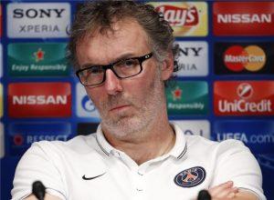 Serge Aurier pediu desculpa ao técnico Laurent Blanc e aos companheiros de time.