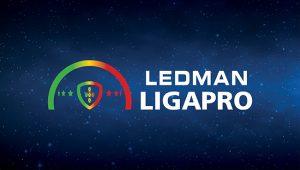 """Logo da """"Ledman LIGAPRO"""""""