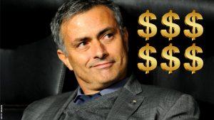 Dinheiro não será problema para José Mourinho no United.