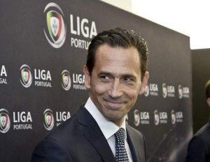 Pedro Proença, presidente da Liga Portuguesa de Futebol Profissional.