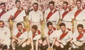 River Plate, time campeão de 1932.
