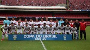 Time Sub 20 do São Paulo, Campeão da Copa do Brasil 2015