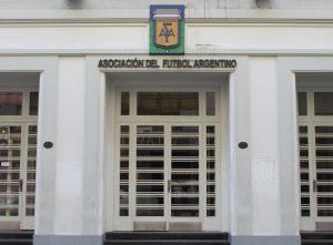 Sede da Associação do Futebol Argentino (AFA).