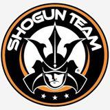 Logo da Academia de Shogun em Curitiba.