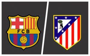 Barcelona (Espanha) e Atlético de Madrid (Espanha).