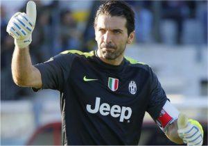 Buffon, goleiro da Juventus.