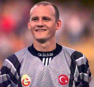 Goleiro Taffarel, um dos ídolos do Galatasaray.