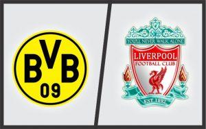 Borussia Dortmund (Alemanha) e Liverpool (Inglaterra).