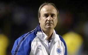 Levir Culpi, técnico do Cruzeiro, Campeão da Copa do Brasil de 1996.