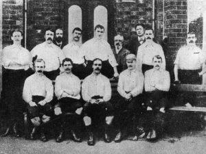 Preston North End, bi campeão inglês de 1888/89.