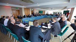 Reunião do IFAB decidiu liberar testes com o uso de vídeo no futebol.