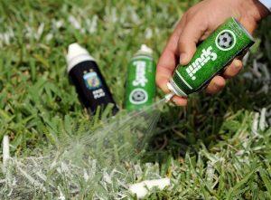 Spray Spuni, nome do spray inventado pelo brasileiro.