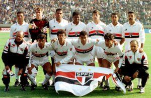 São Paulo Campeão Mundial em 1992.