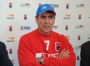 Zetti no comando do Paraná Clube.