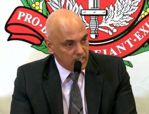 Alexandre de Moraes (Secretário de Segurança de São Paulo).