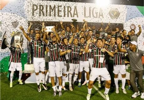 Fluminense Campeão da Primeira Liga
