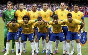 Seleção olímpica de futebol do Brasil de 2012.