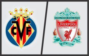 Villarreal x Liverpool.