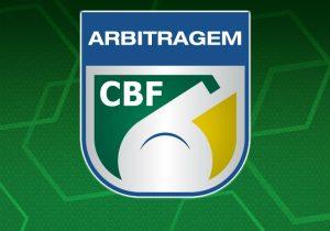 Símbolo da Comissão de Arbitragem da CBF.