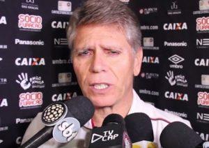 Técnico Paulo Autuori assumiu o Atlético na 9ª rodada do estadual.
