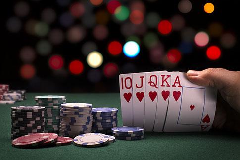 Apostas esportivas e pôquer