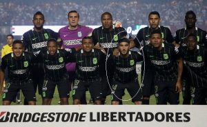 Club Atlético Nacional, Campeão da Libertadores de 2016.