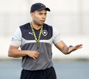 Jair Ventura é o novo treinador do Botafogo.