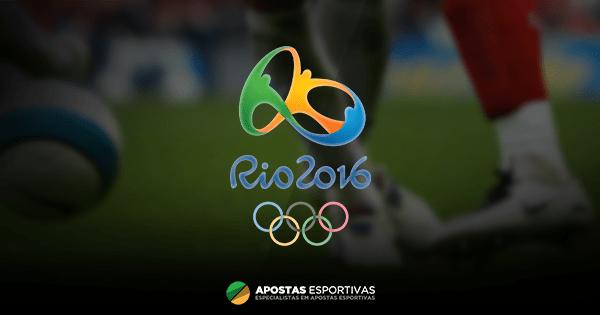 Jogos Olímpicos Rio 2016 - Futebol