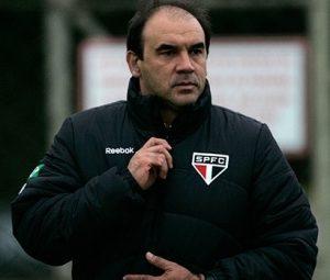 Ricardo Gomes está de volta ao São Paulo.