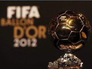 Prêmio Ballon D'Or não será mais realizado pela FIFA.