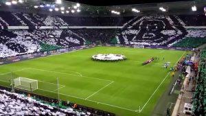 Estádio Borussia-Park, casa do Borussia M'gladbach.