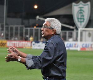Givanildo em sua última passagem pelo América Mineiro.