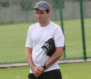 Daniel Paulista, novo técnico do Sport Recife.
