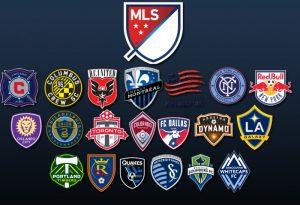 20 times que disputam a MLS em 2016.