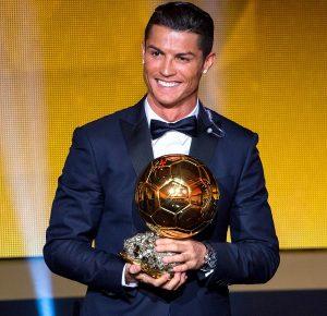 Cristiano Ronaldo está entre os indicados.